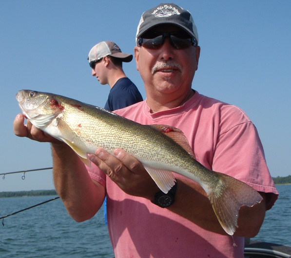 Picks are dated in url for Leech lake fishing reports